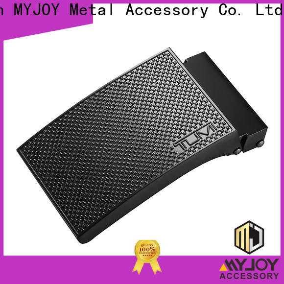 MYJOY gold strap buckle manufacturers for belts