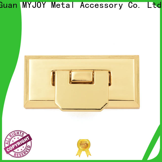 MYJOY lock bag turn lock manufacturers for briefcase