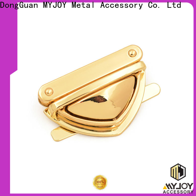 Top handbag lock flap for business for bags