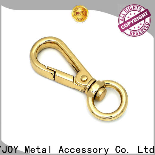 Custom swivel snap hooks light for sale for high-end handbag