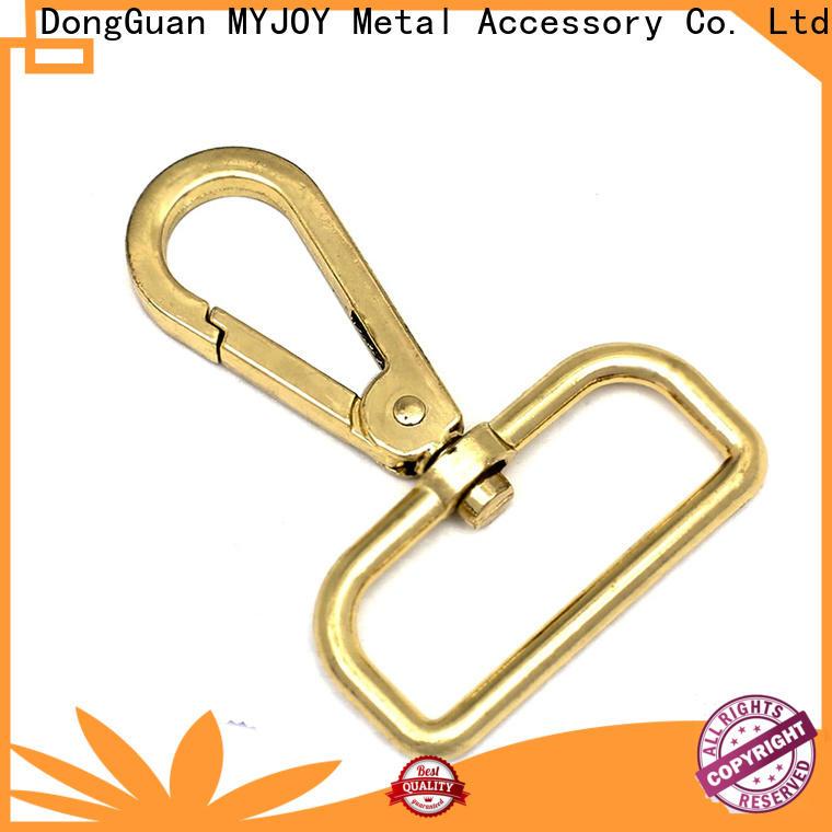 MYJOY Wholesale swivel clips for handbags company for importer