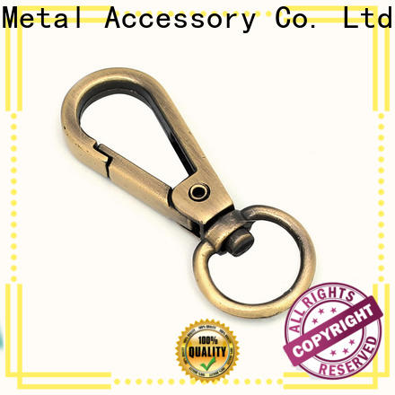Latest swivel clips for handbags bags manufacturers for high-end bag