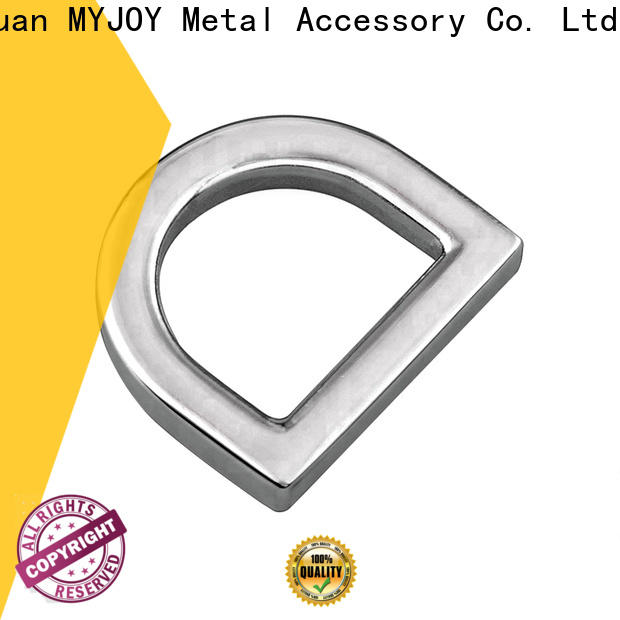 MYJOY silver handbag rings manufacturers for trade