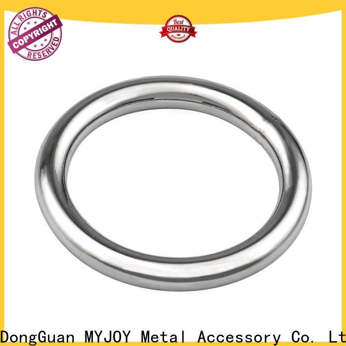 New ring belt buckle environmental factory supplier