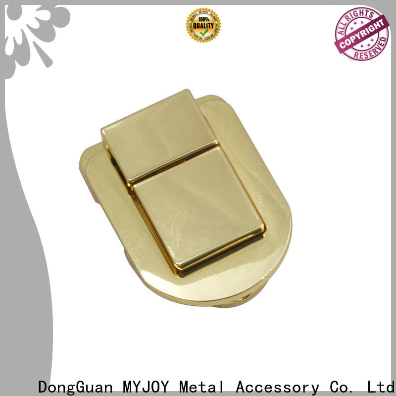 MYJOY nickle twist turn lock for business for purses