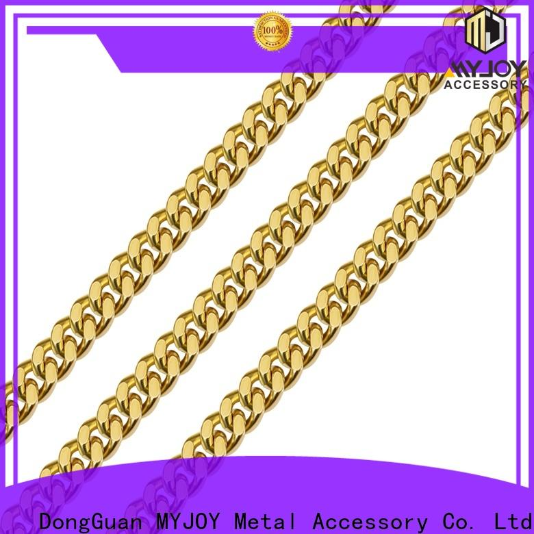 MYJOY Latest handbag chain strap manufacturers for bags
