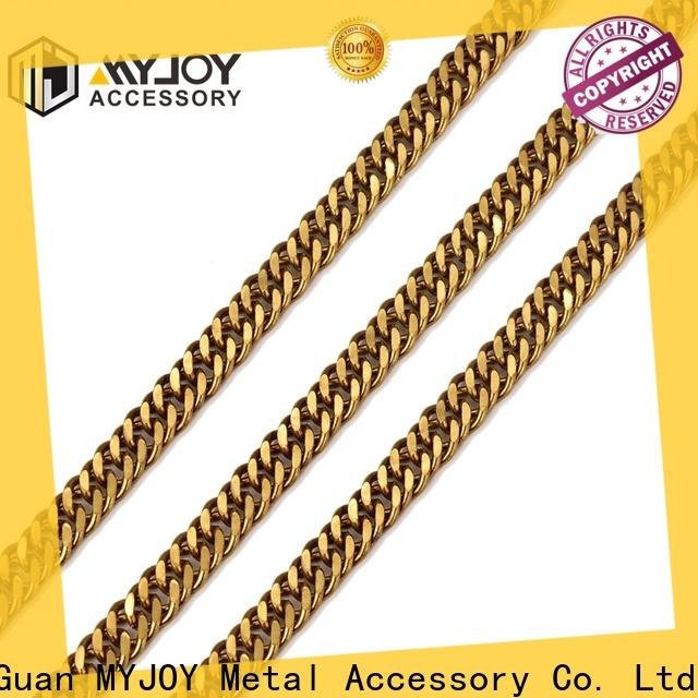MYJOY 13mm1050mm strap chain company for bags
