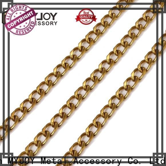 MYJOY alloy bag chain factory for handbag