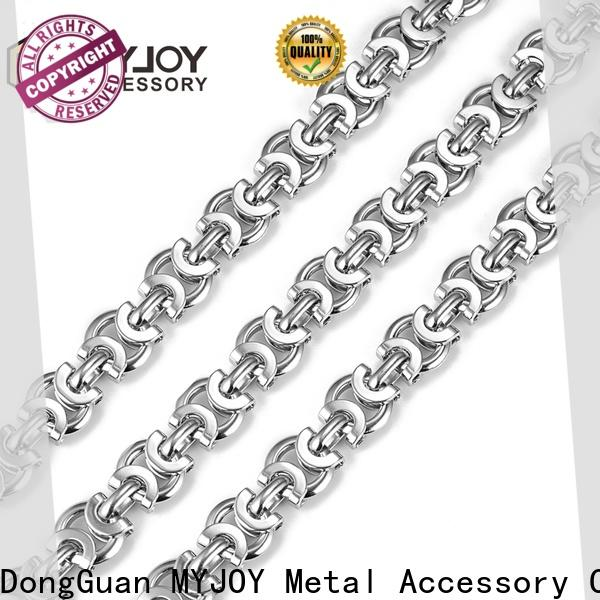MYJOY alloy chain strap factory for handbag