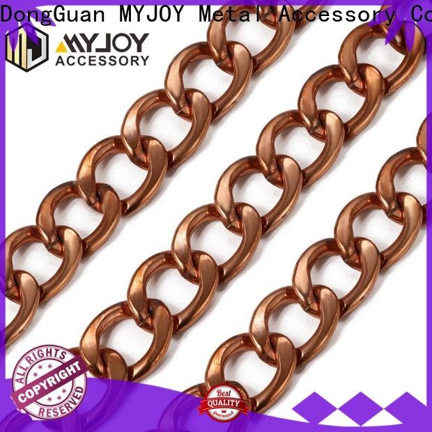 MYJOY Custom handbag chain company for bags