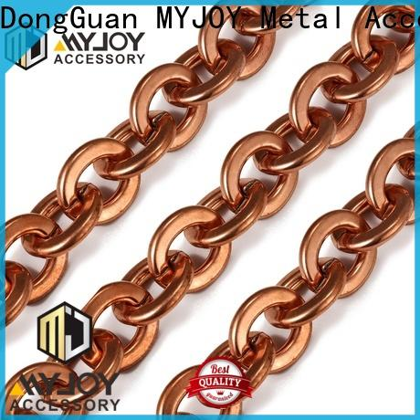 MYJOY zinc bag chain manufacturers for bags
