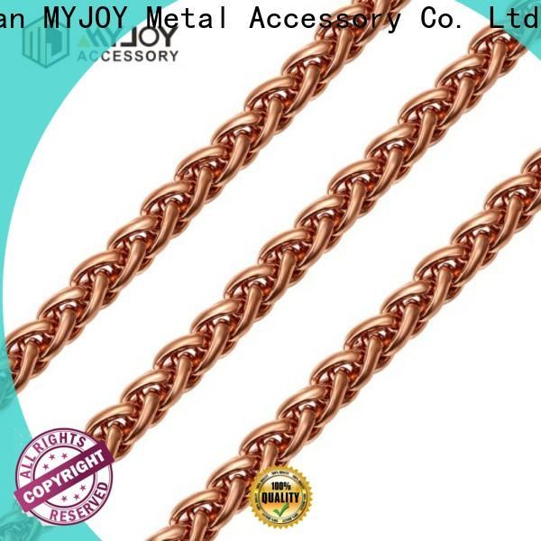 MYJOY Custom handbag strap chain manufacturers for bags