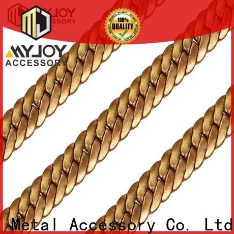 MYJOY Custom handbag chain strap Suppliers for bags