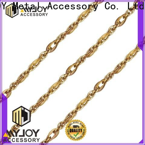 Top handbag chain strap 13mm1050mm Suppliers for handbag