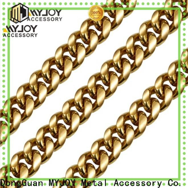 MYJOY Top handbag strap chain manufacturers for purses