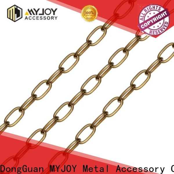 MYJOY gold chain strap company for handbag