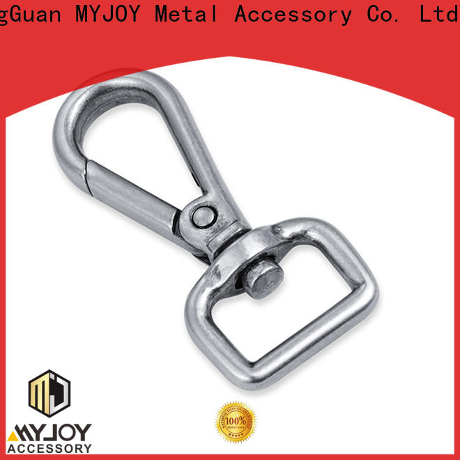 MYJOY steel swivel snap hooks for sale for high-end handbag