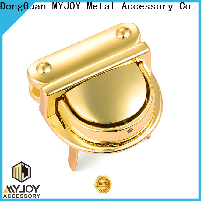 High-quality handbag twist lock assembly Suppliers for purses