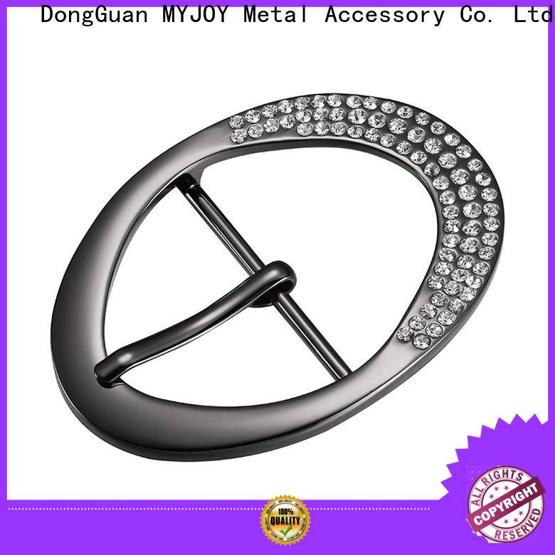 MYJOY High-quality strap belt buckle factory for belts