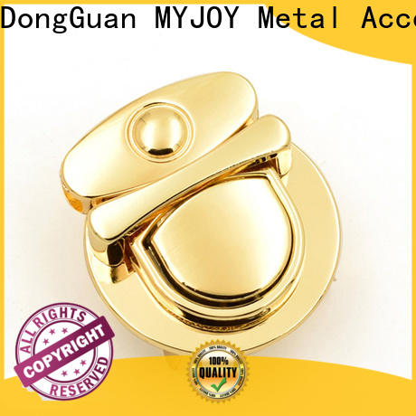 MYJOY purse bag twist lock manufacturers for bags