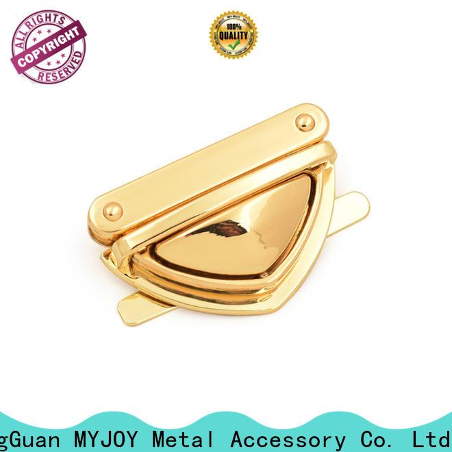 MYJOY Custom handbag turn lock for business for purses