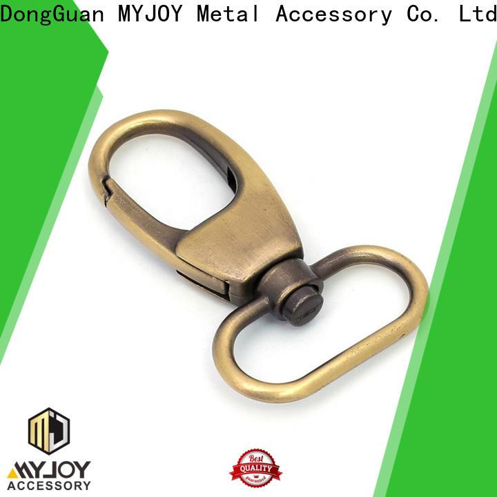 MYJOY Custom swivel clips for handbags for business for importer