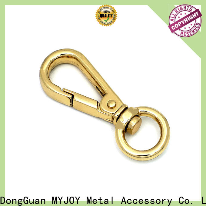 Wholesale trigger snap hook accessories Supply for high-end bag