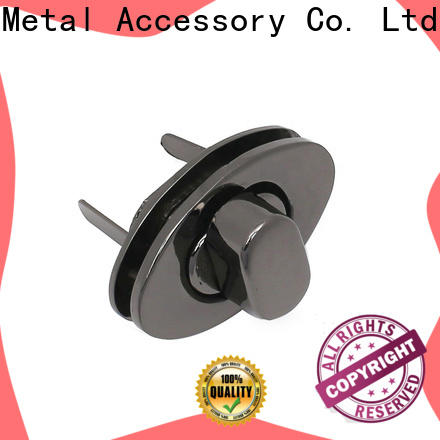 Custom bag turn lock furniture company for purses