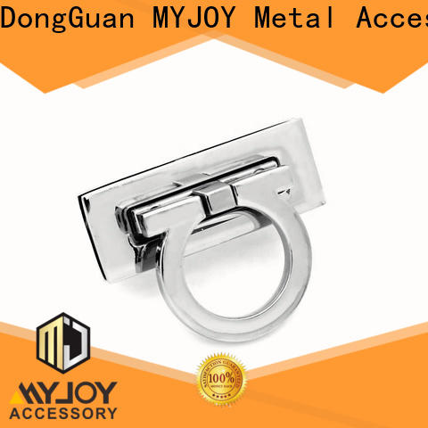 MYJOY style bag turn lock for business for bags