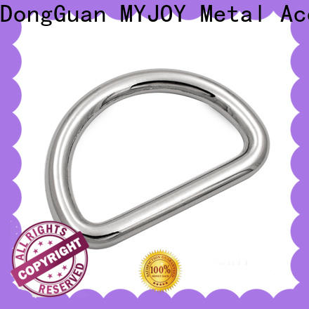 High-quality d ring buckle open company for bags
