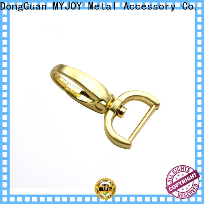 MYJOY quality swivel hooks for bags factory for high-end bag