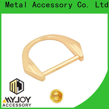 MYJOY quality d ring buckle Suppliers supplier