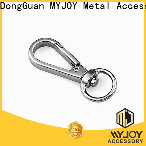 MYJOY nickle swivel clasps for bags company for high-end handbag
