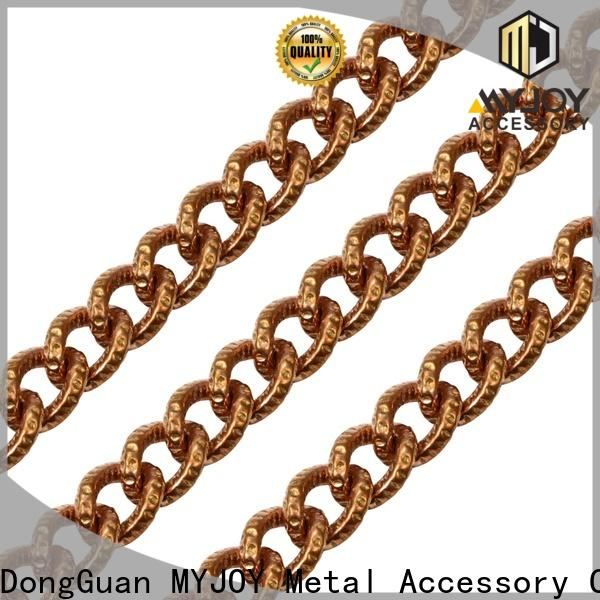 Latest purse chain gold Supply for bags