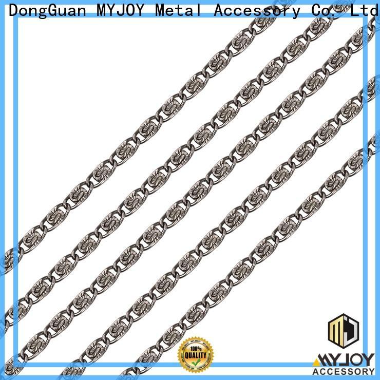MYJOY Custom purse chain manufacturers for handbag