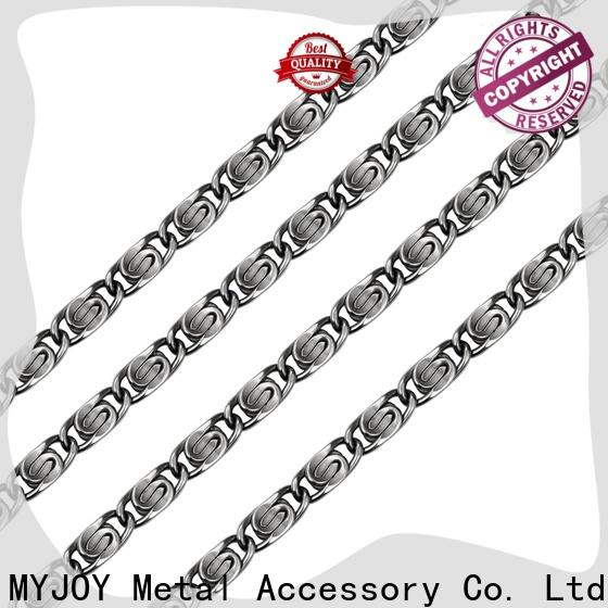 Custom handbag chain zinc for business for bags