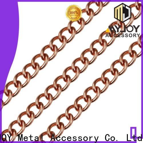 Custom handbag chain strap chain factory for purses