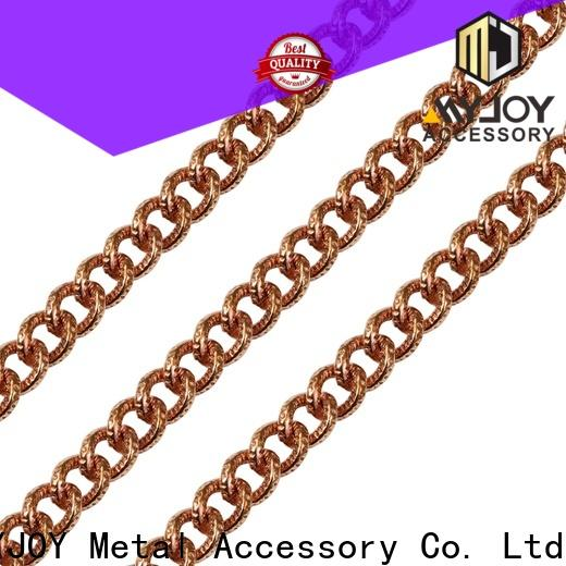 Custom handbag chain zinc for sale for bags