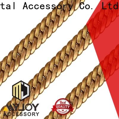 MYJOY alloy strap chain Suppliers for bags