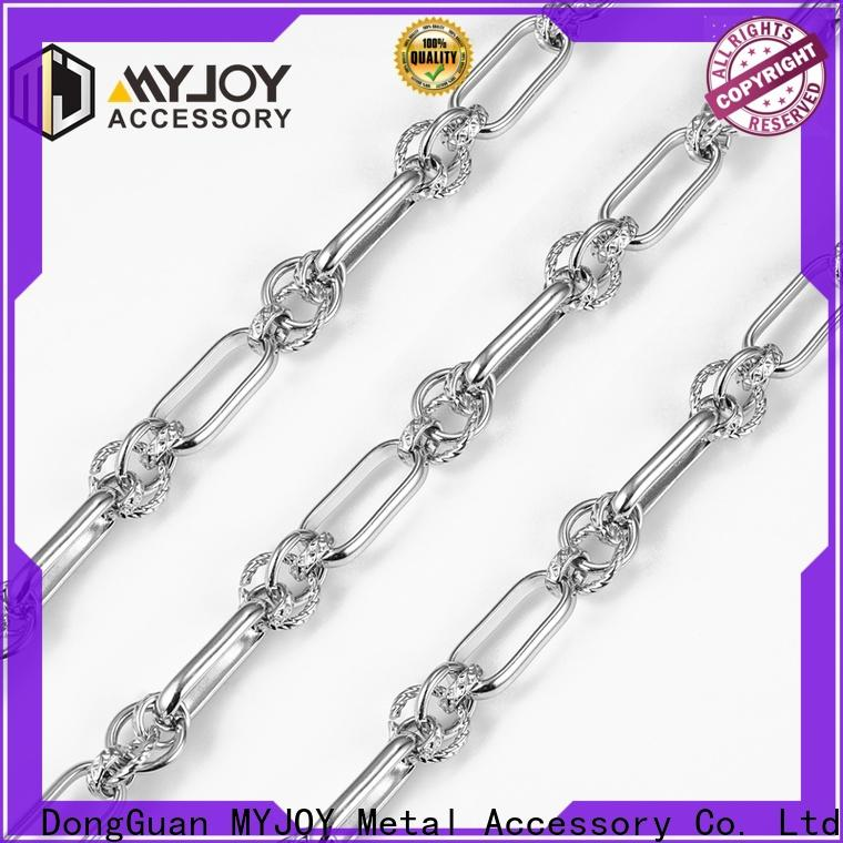 Custom strap chain gold manufacturers for bags