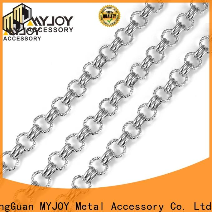 MYJOY New handbag chain factory for bags