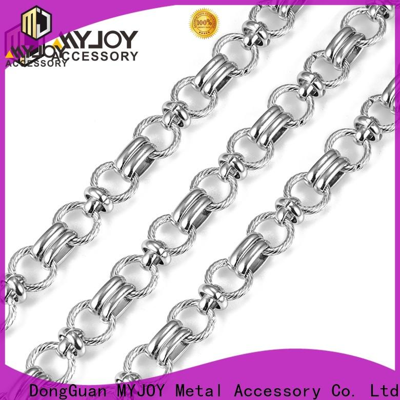 MYJOY Latest chain strap manufacturers for bags