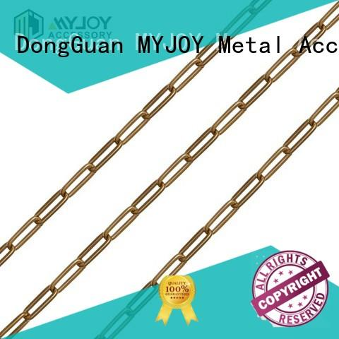 High-quality strap chain zinc supply for bags