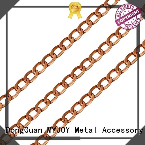 MYJOY Custom bag chain factory for bags