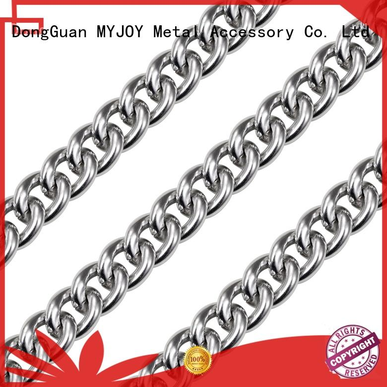 Metal purse chain embryo supplier