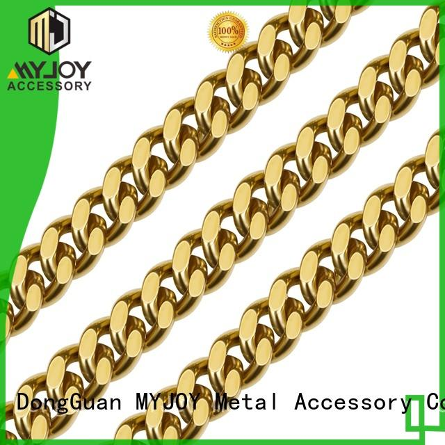 MYJOY fashion handbag chain strap suppliers for handbag