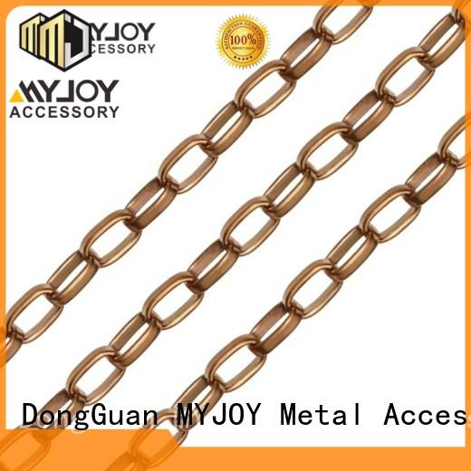 MYJOY fashion chain strap company for bags