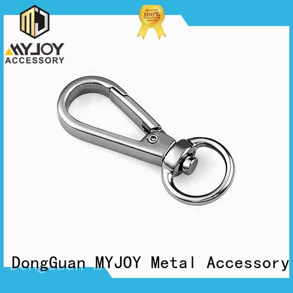 Wallet/Handbags Accessories Silver Metal Spring Snap Hook