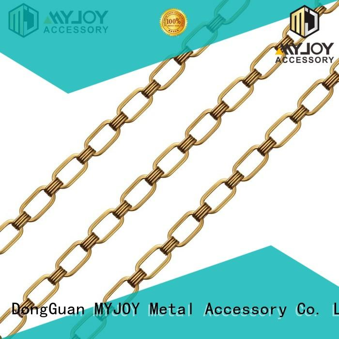 MYJOY color handbag chain strap factory for bags