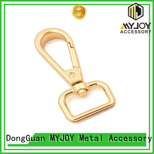 durable swivel clasps for bags tail company for high-end handbag